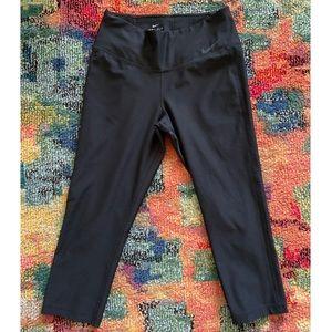 Nike✅Dri-Fit Midrise Running Leggings Capri Length